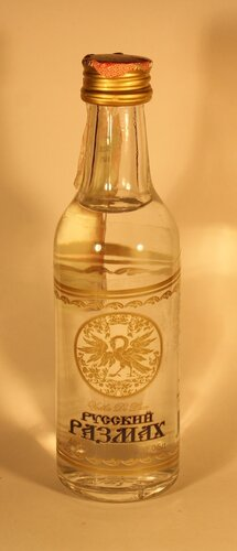 Водка Русский Размах Vodka de Luxe