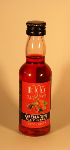 Сироп 1883 de Philibert Routin Grenadine Mixed Berries