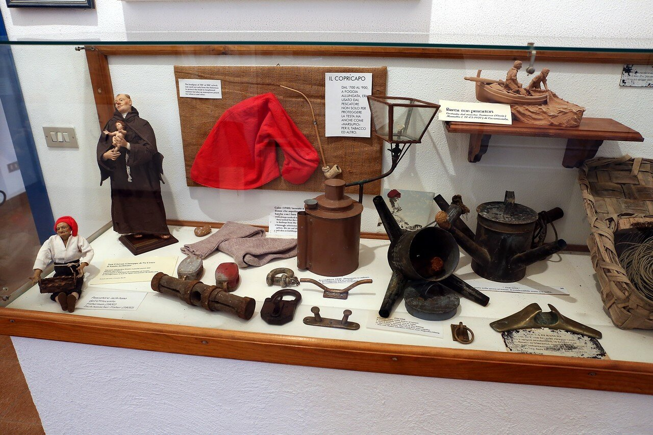 Морской музей в Искья-Понте