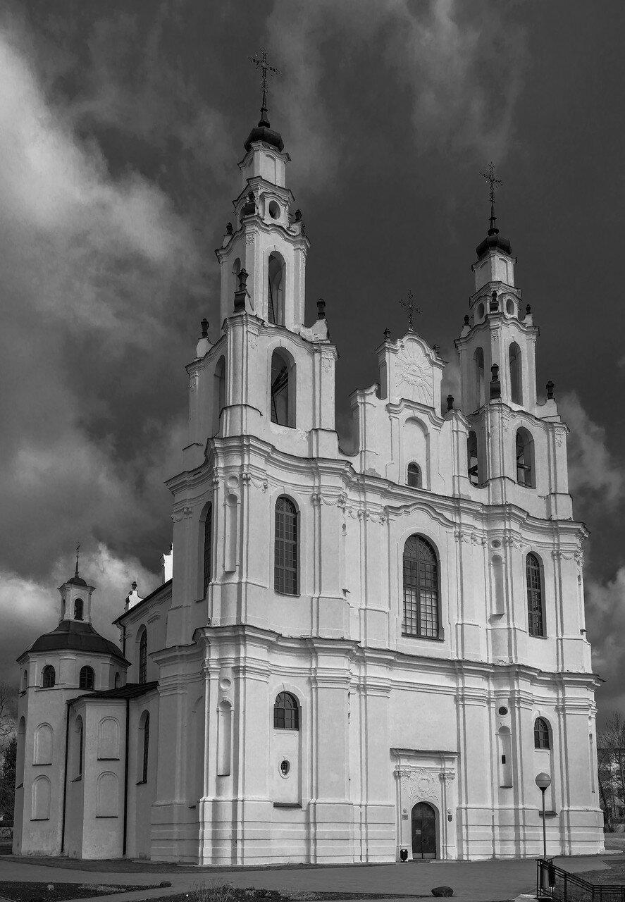 нем картинка софийский собор полоцк его объектив попадают