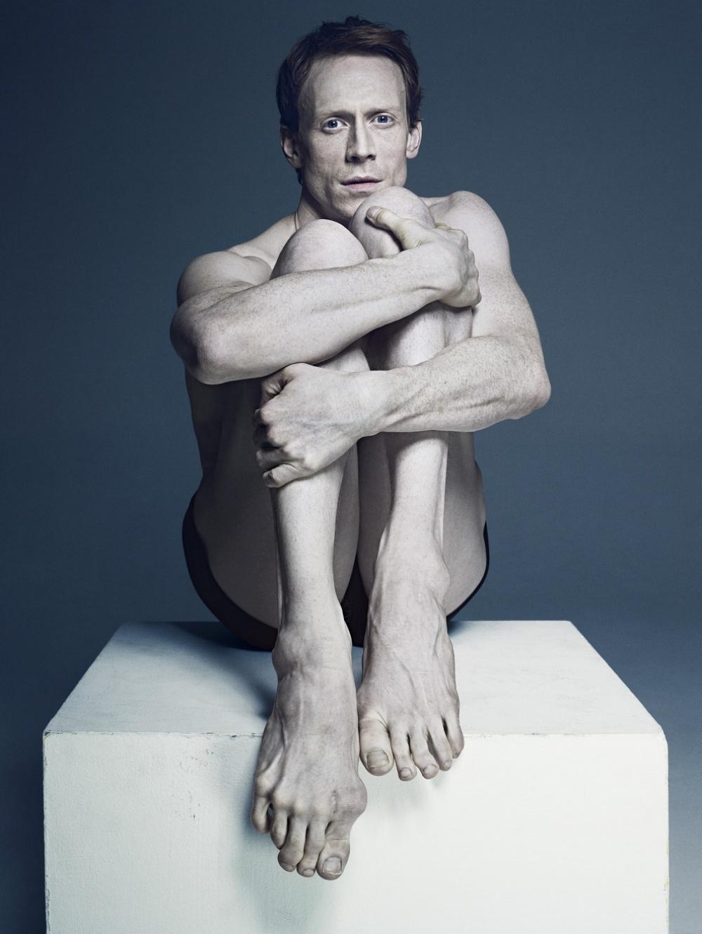 Суровая красота танцоров балетных школ в фотопроекте Рика Геста
