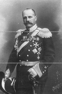 Полковник Драгунского полка С.С.Джунковский.