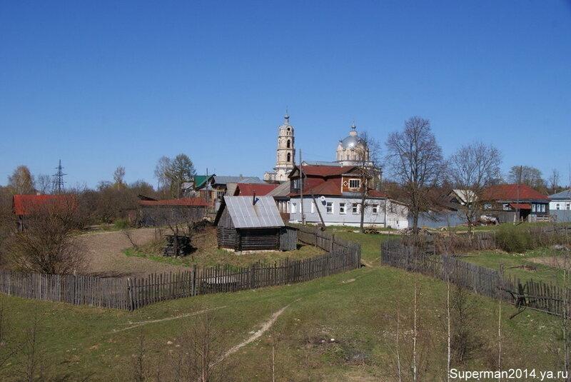 Гусь-Железный - Троицкий собор