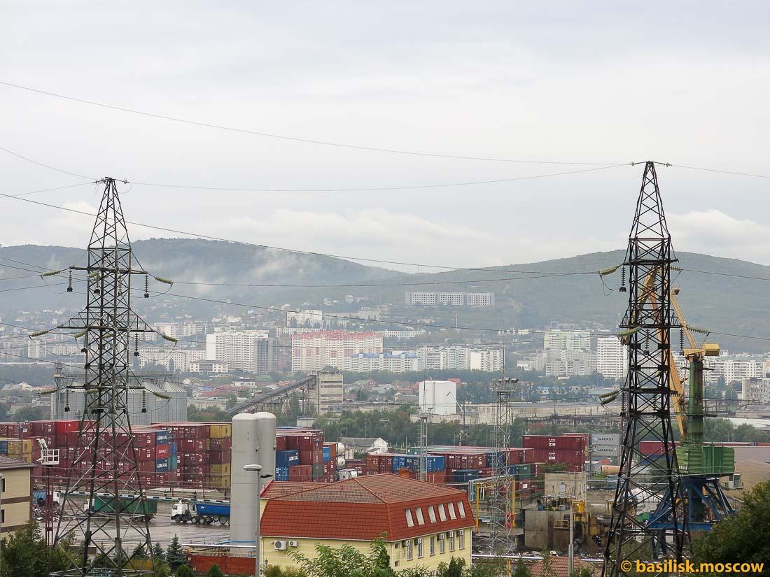 Окраины Новороссийска. 2013.