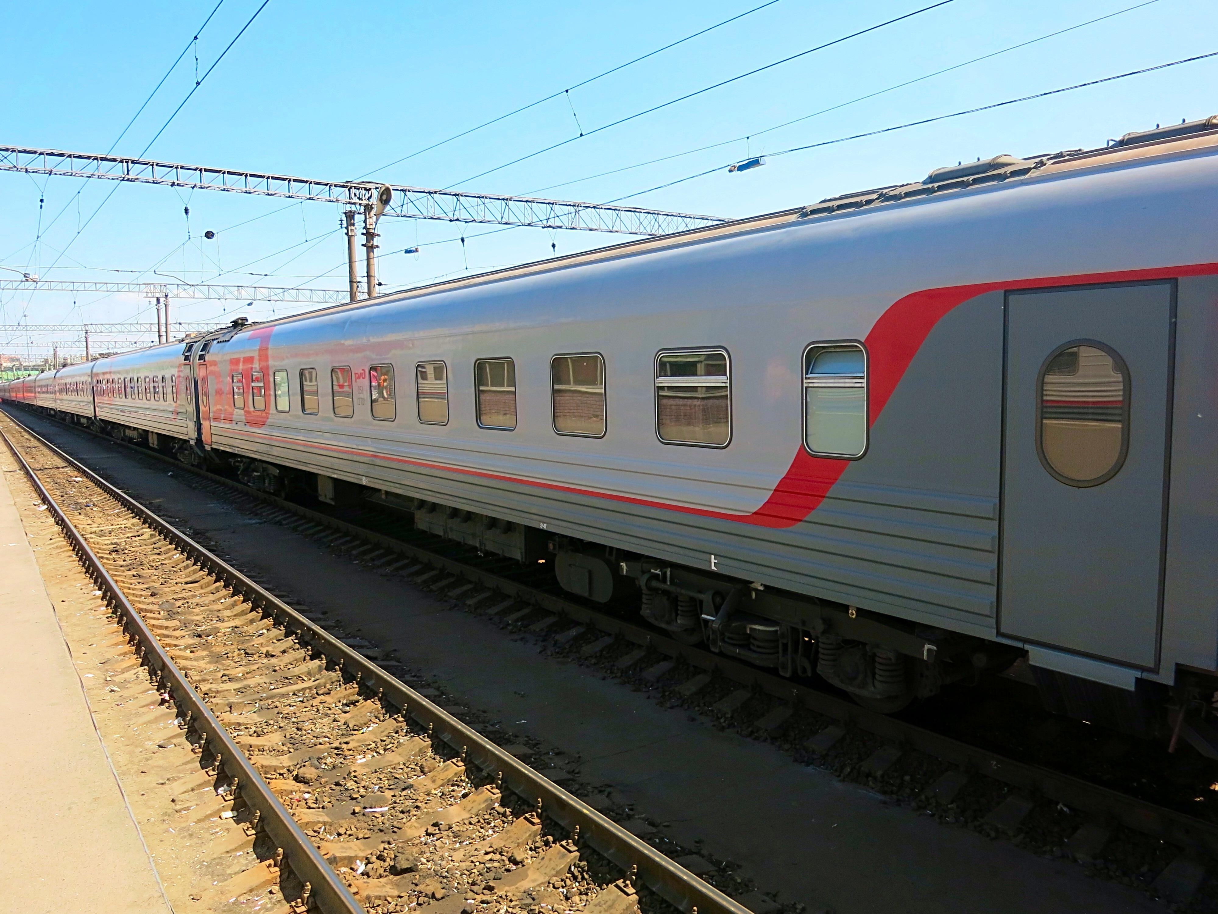москва анапа поезд 012м фото