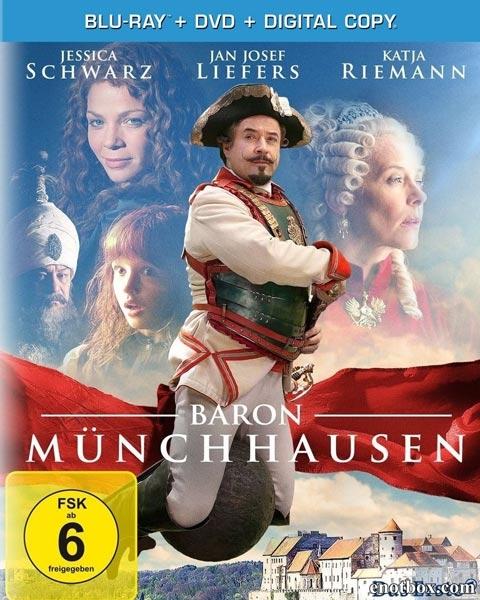 Барон Мюнхгаузен / Baron Munchhausen (2012/BDRip/HDRip)