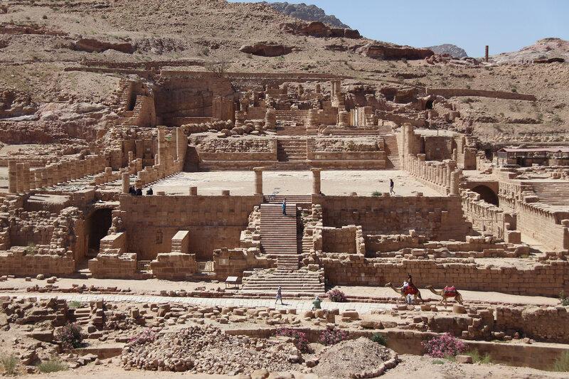 Руины Великого храма