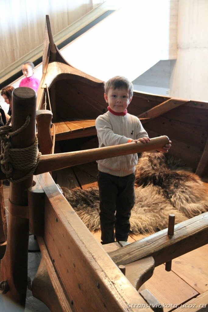 Дания, Музей кораблей викингов в Роскилле