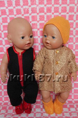 обувь для куклы Baby Born
