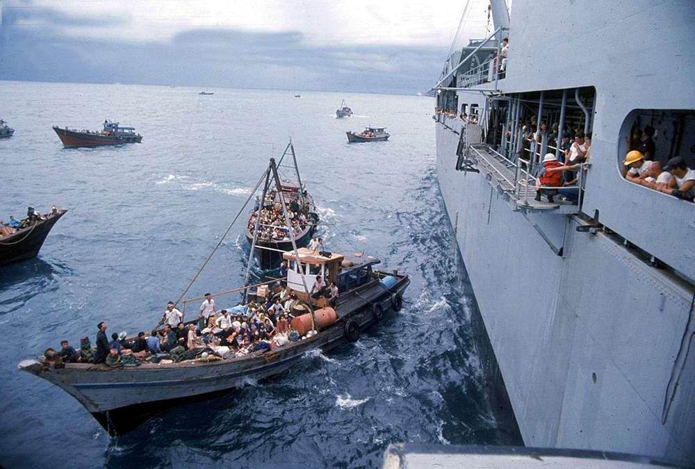 Освобождение Сайгона: как это было! К 40-летию со Дня Победы Вьетнама (США) (22)