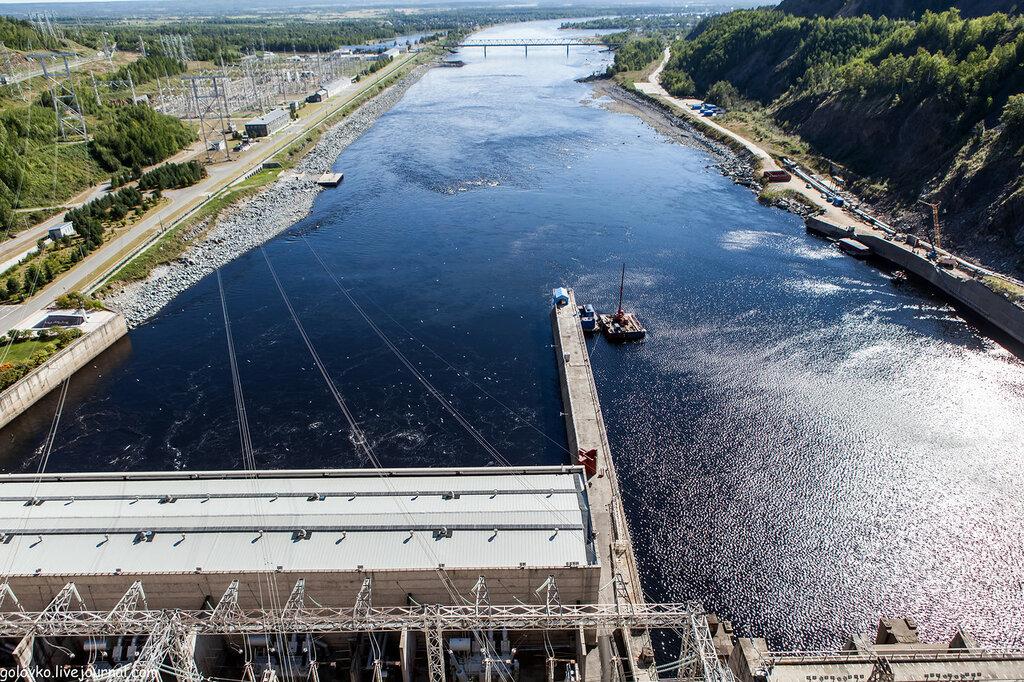 Зейская ГЭС - гордость Амурской области!