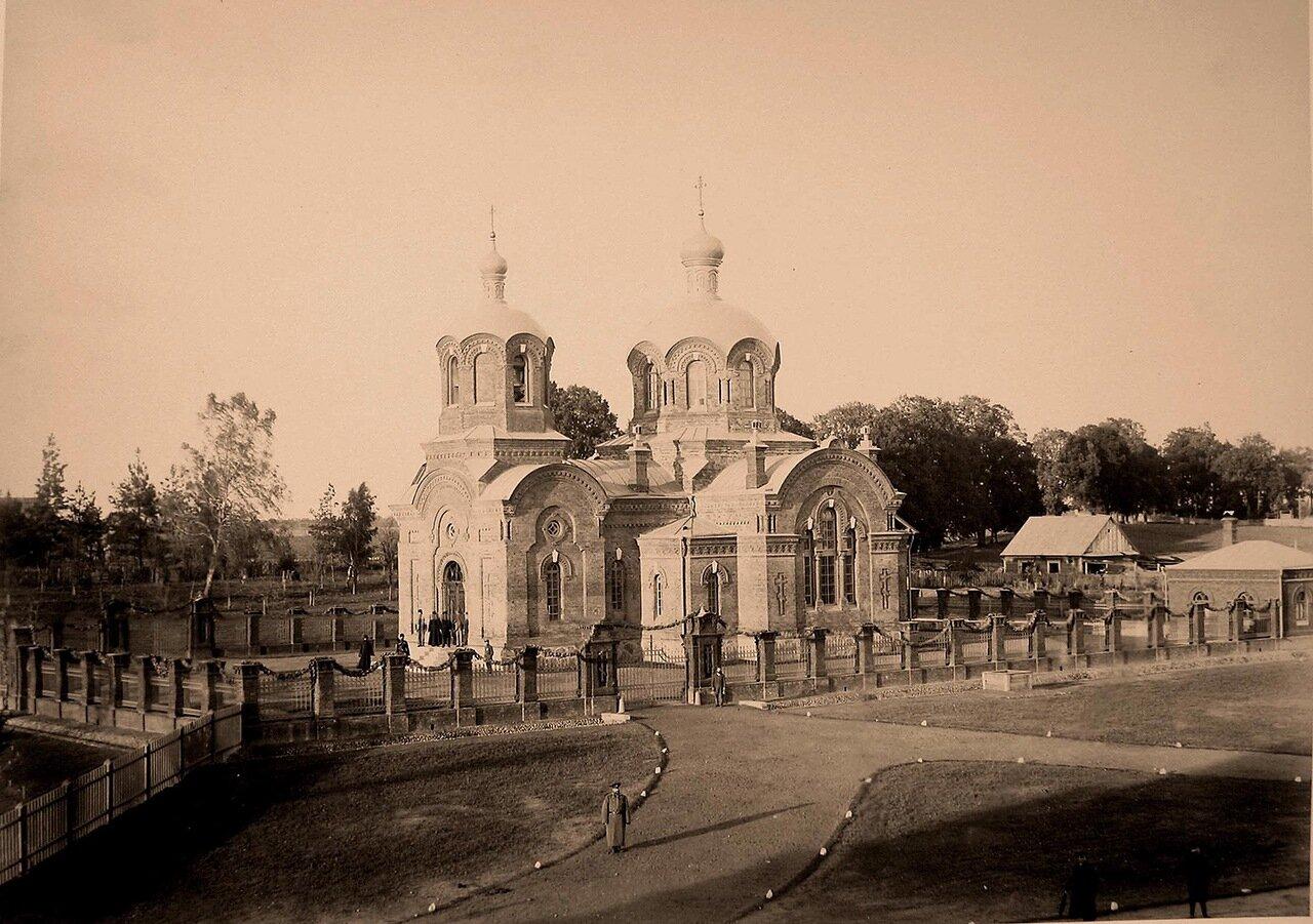 08. Общий вид церкви св. Николая
