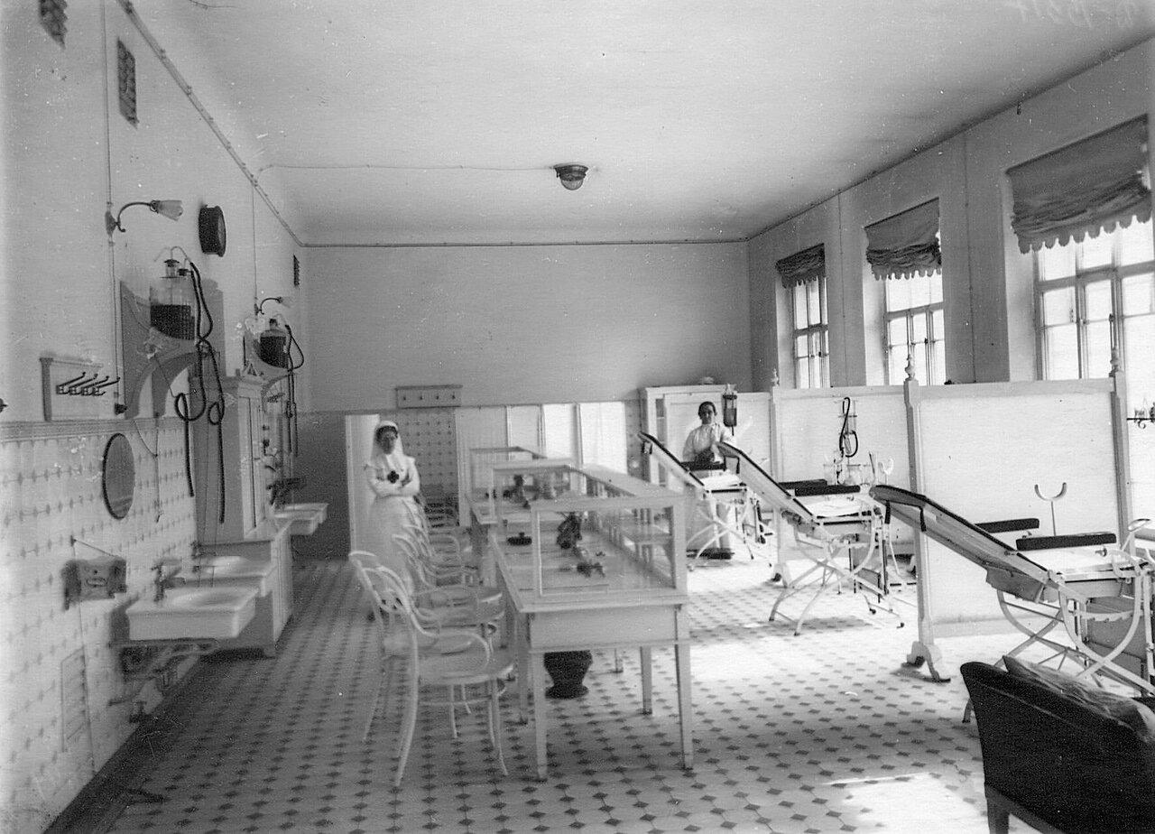 23. Палата гинекологического отделения академии