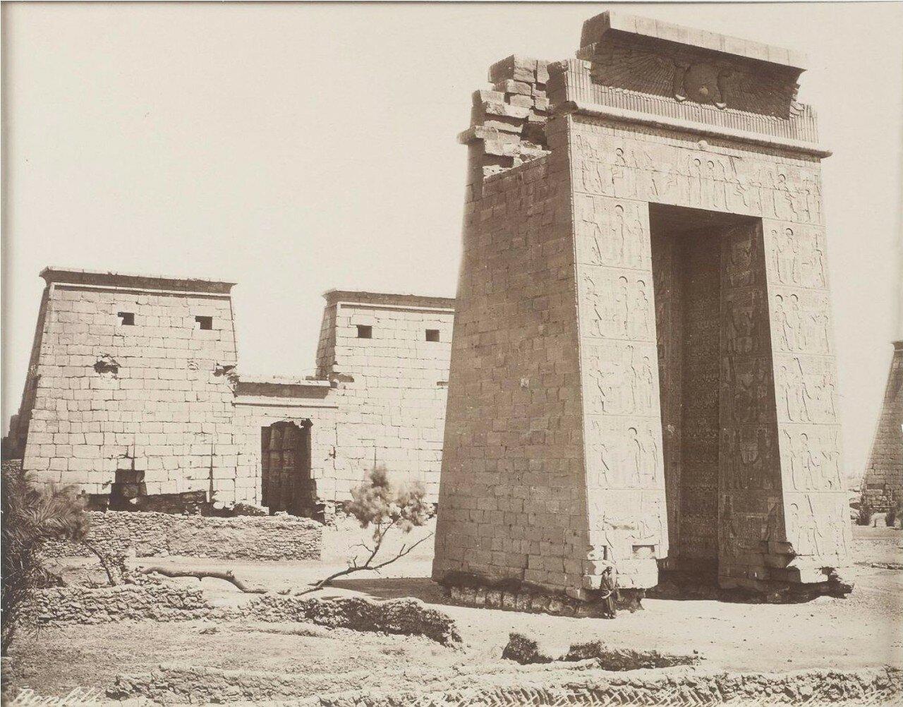 Карнак. 1870