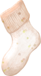 NLD Hello Baby Sock with flowers (3).png