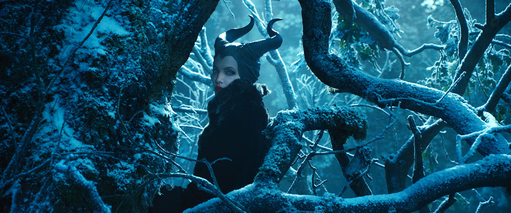 "Disney's ""MALEFICENT""Maleficent (Angelina Jolie)Photo Credit: Film Frame©Disney 2014"