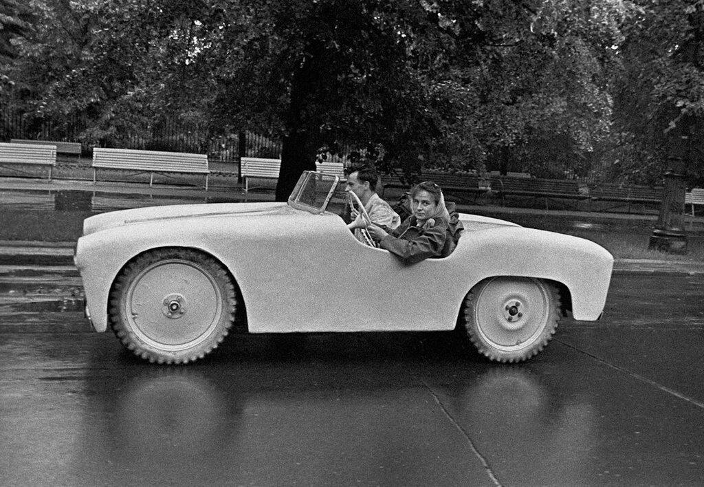 Konkurs SAM-ow Warszawa 1959