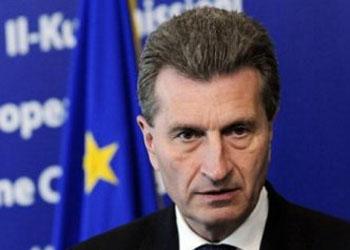 Еврокомиссар заявил, что Украина обязана расплатиться за газ с Россией