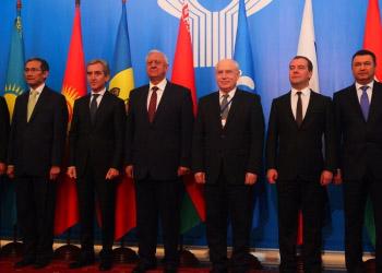 Юрий Лянкэ принял участие на заседании СНГ в Минске