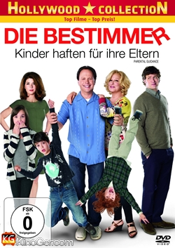 Die Bestimmer - Kinder haften für ihre Eltern (2012)