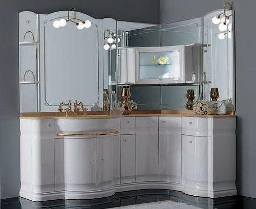 Мебель для ванной: как сделать правильный выбор