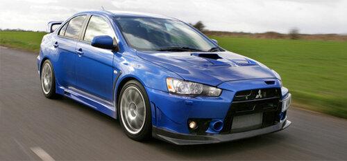 Mitsubishi Evolution будет существовать еще год