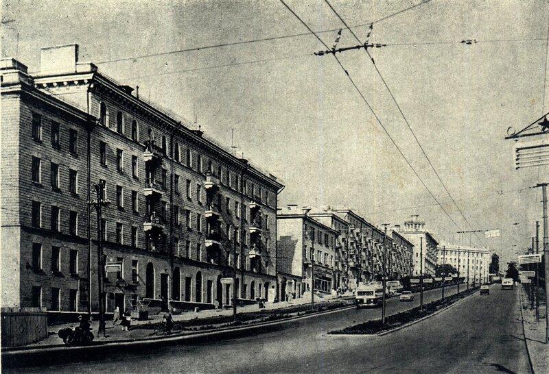 Кишинёв 1964. Бульвар Негруци.jpg