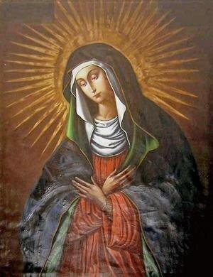 Икона Божией Матери «Виленская - Остробрамская»