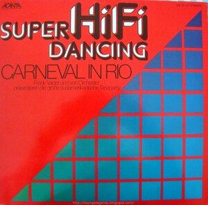 Frank Valdor – Carneval In Rio (1976) [Acanta, BB 23.177]