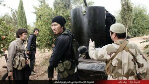 East Asian Fighters in Aleppo, Syria.jpg