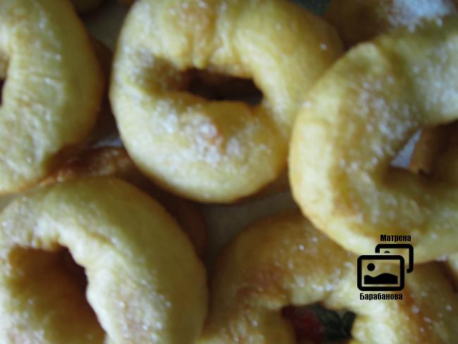 пончики без начинки
