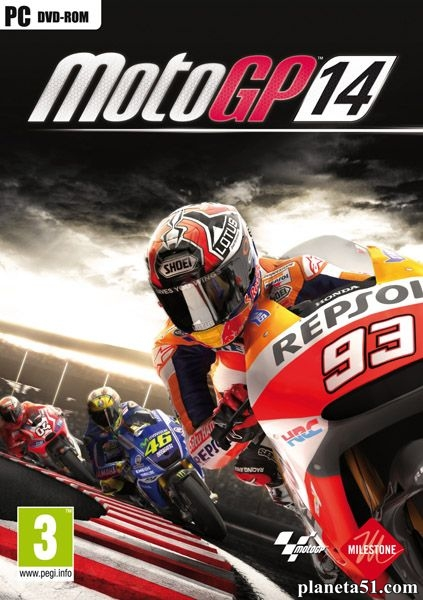 MotoGP 14 (2014/ENG/MULTI5/Repack by R.G. ��������) - 9.82 GB