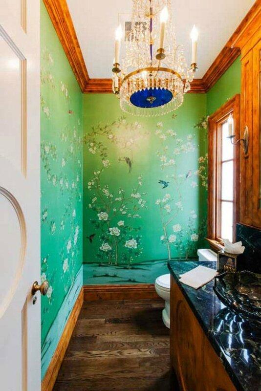 Художественная роспись стен – глоток свежести в городской квартире1.jpg