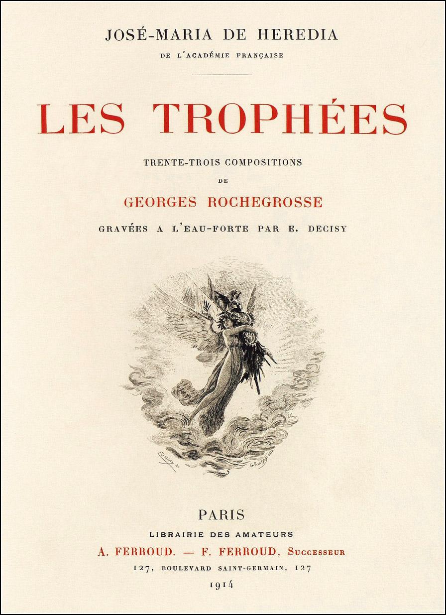 G. Rochegrosse, Les trophées