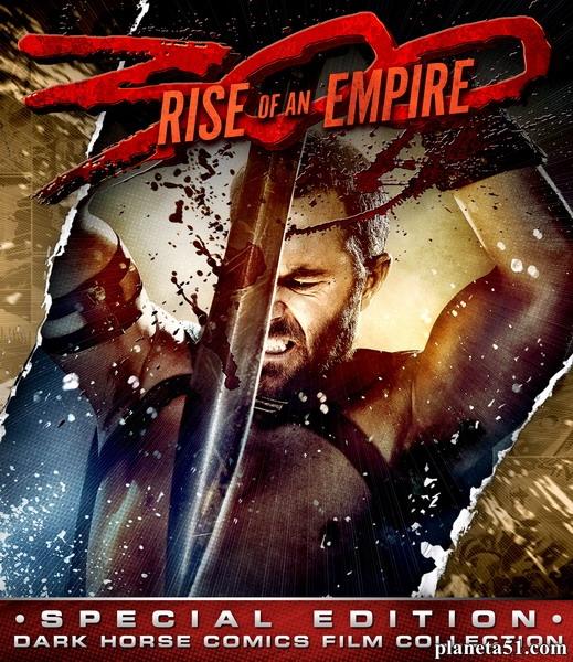 300 спартанцев: Расцвет империи / 300: Rise of an Empire (2014/BDRip/HDRip/3D)