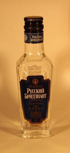 Водка Русский Бриллиант Премиум Genuine Russian Vodka