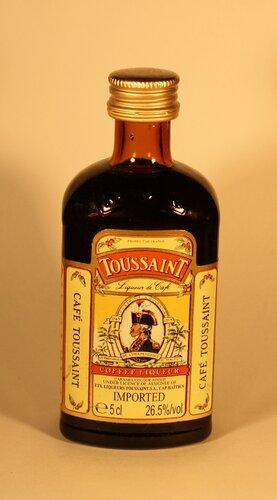 Ликер Toussaint Liqueur de Cafe Coffee Liqueur