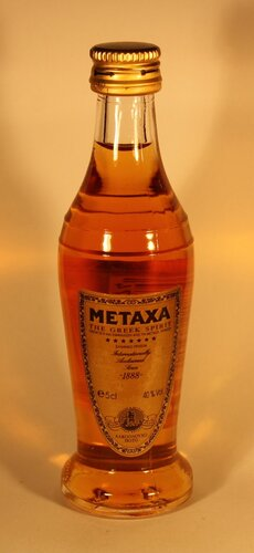 Настойка Metaxa The Greek Spirit 1888