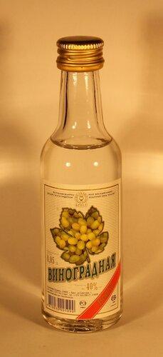 Водка Виноградная