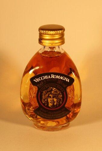 Бренди Vecchia Romagna Brandy Etichetta Nera