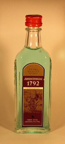 Абсент Absinthium 1792 Extra Quality Spirit Horka Lihovina