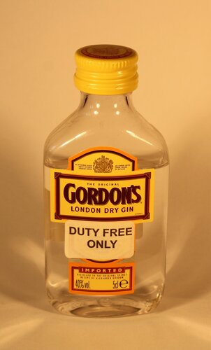 Джин Gordons London Dry Gin Imported