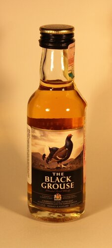 Виски The Black Grouse Blended Scotch Whisky