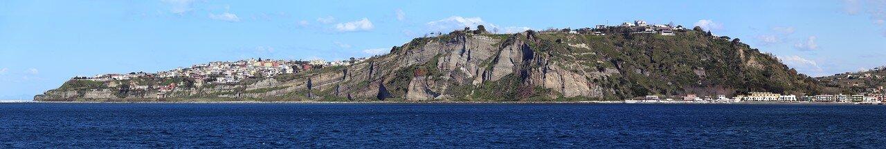 Phlegraean archipelago. Procida Island