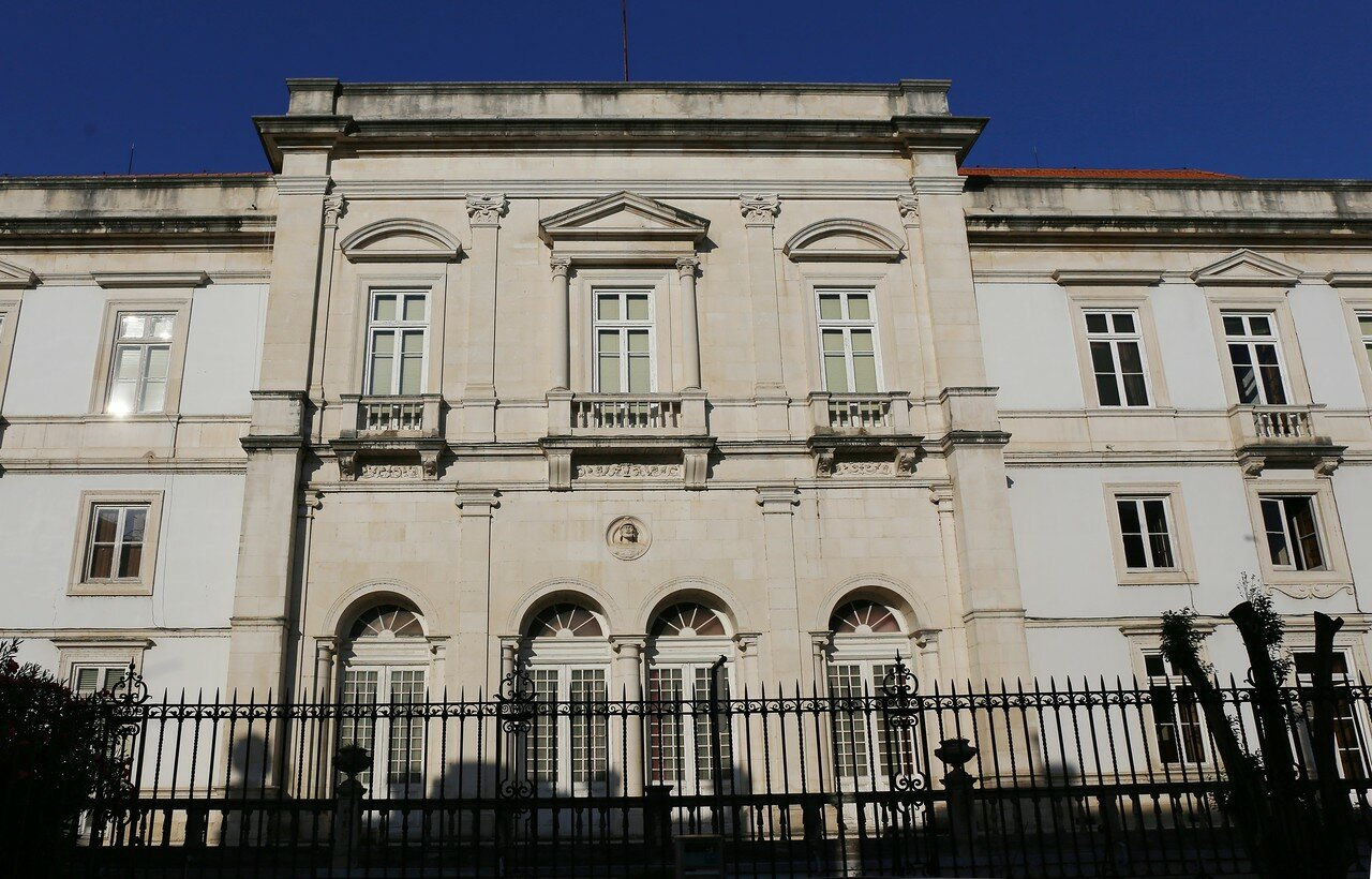 Коимбра. Дворец Юстиции (Palácio da Justiça)