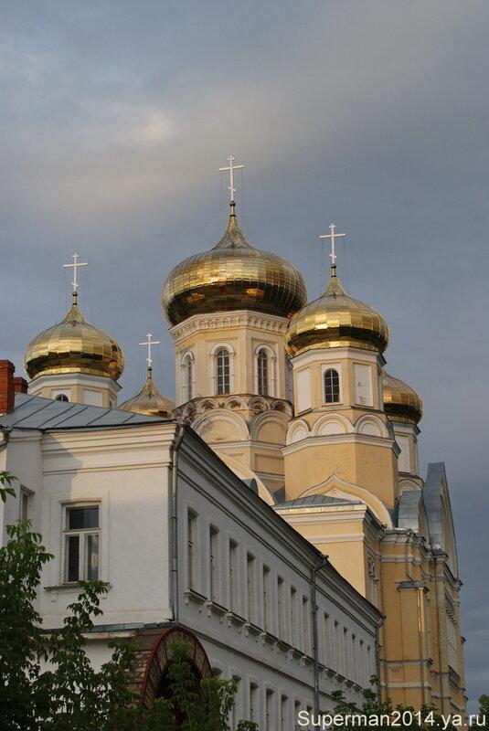 Вышний Волочёк -  Казанский женский монастырь