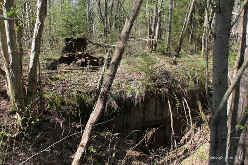 ОТ с артиллерийской установкой БУР-10