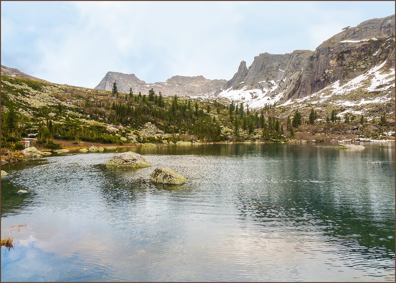 Озеро Радужное