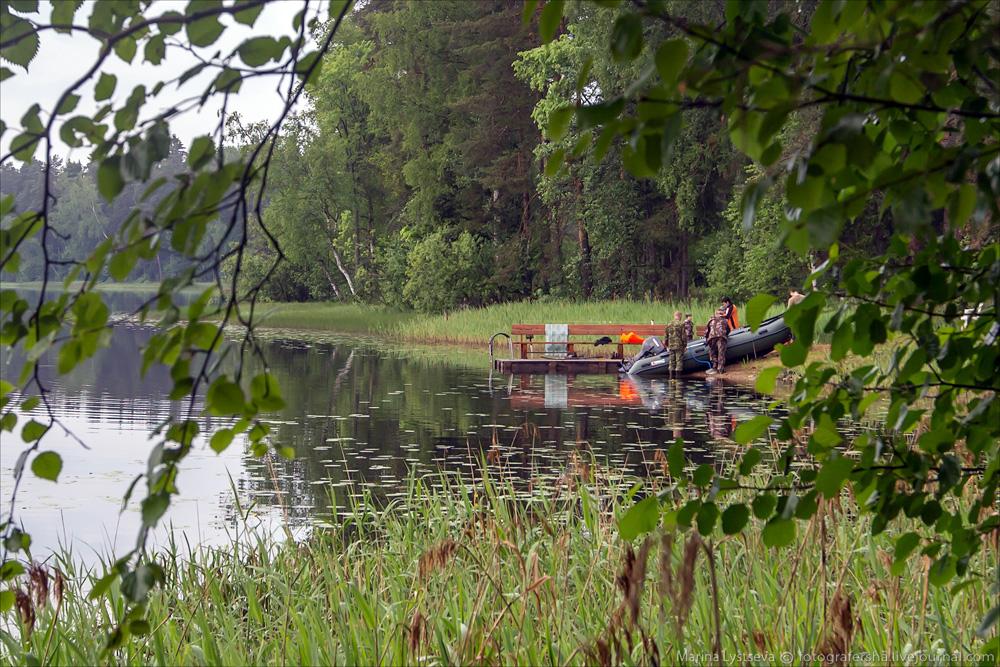 Голубые озера 25 лет спустя