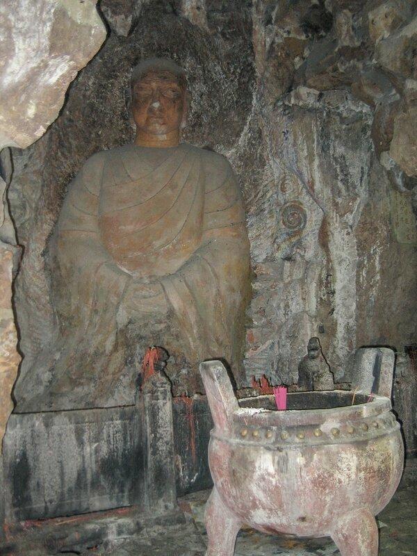 Святилище в пещере, Хуанлундун, Ханчжоу